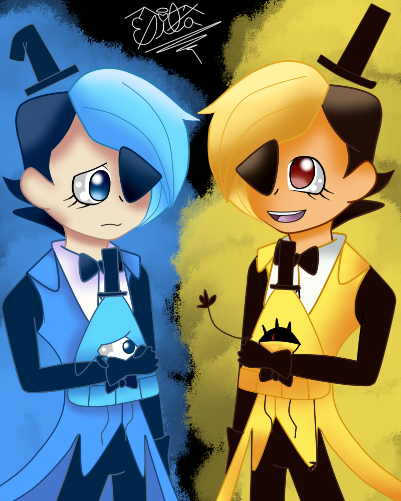 Bill and Will by UkyoLovest