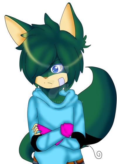 Ukyo Furry by UkyoLovest