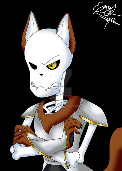 Underwolf Papyrus (Ruta Genocida) by UkyoLovest