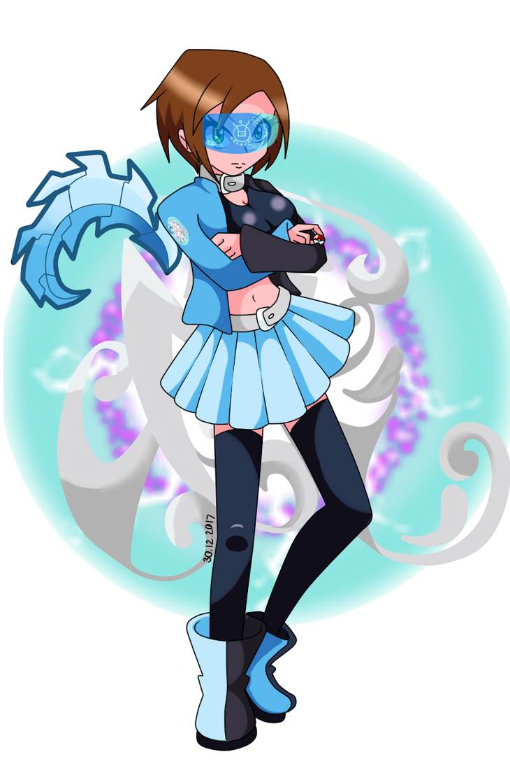 Recluta del Team Artifer 2 by UkyoLovest