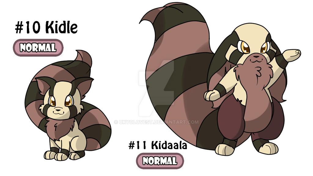 Kidle/Kidaala by UkyoLovest