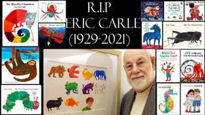 R.I.P Eric Carle