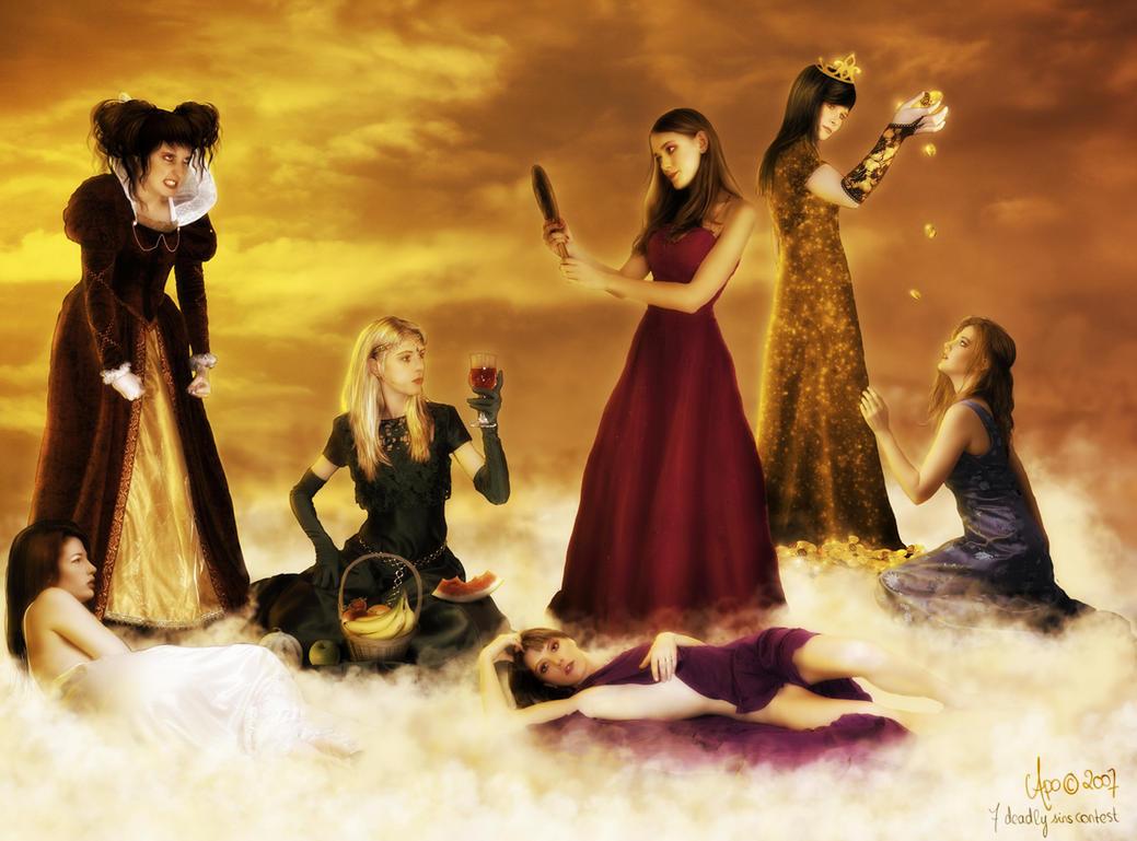Seven Deadly Sins by Apple-In