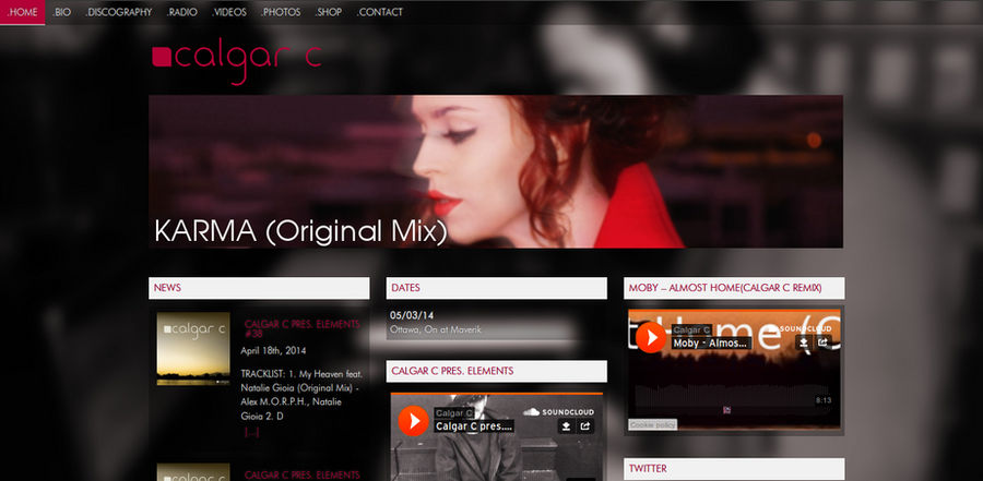 Calgar C Official Website