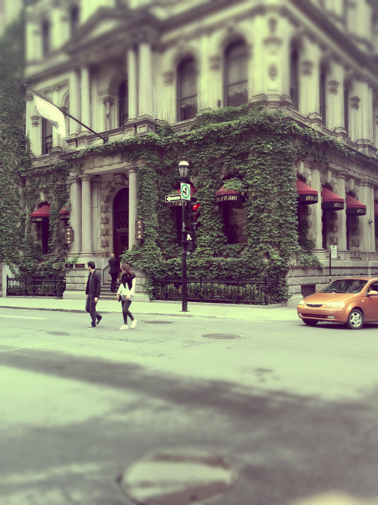 Old Montreal - 1 by calgarc