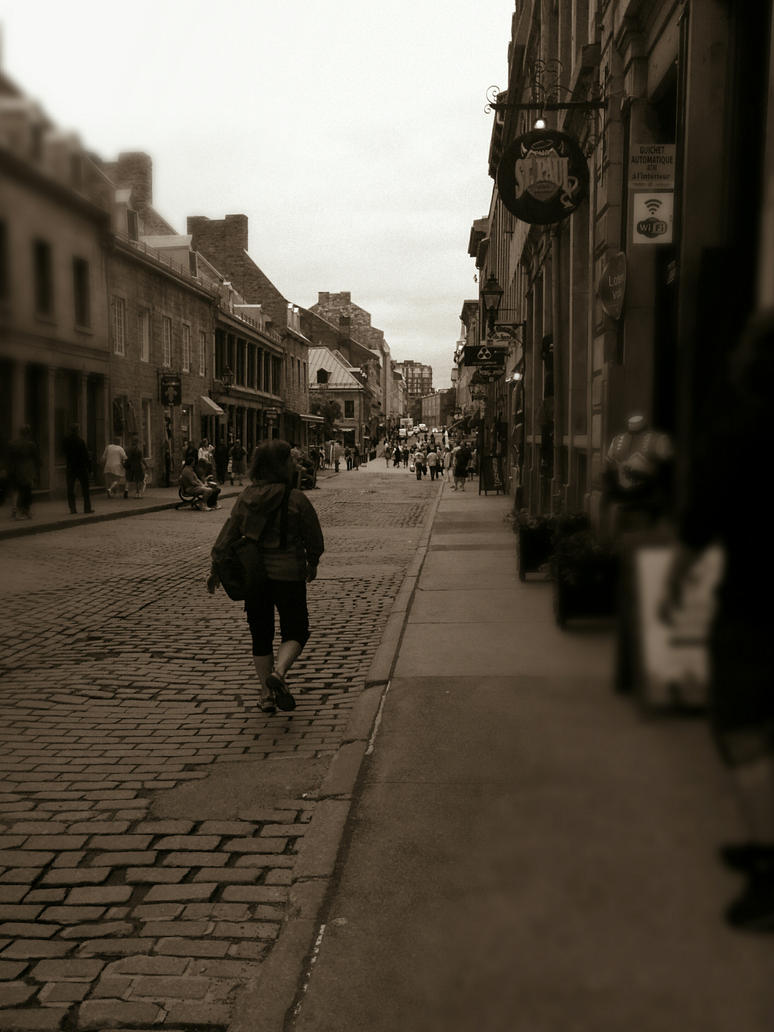 Old Montreal -2 by calgarc
