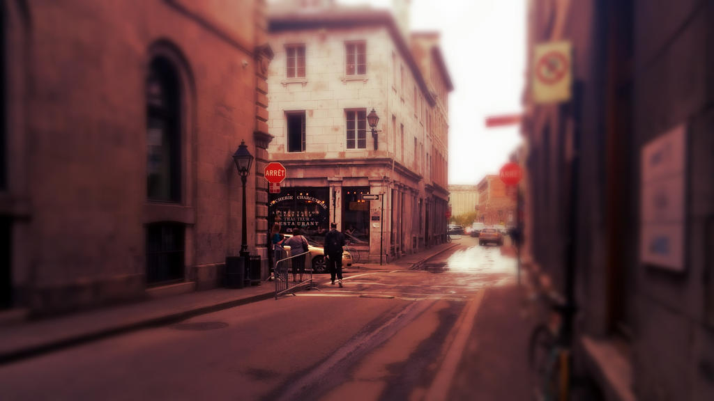 Old Montreal -4 by calgarc