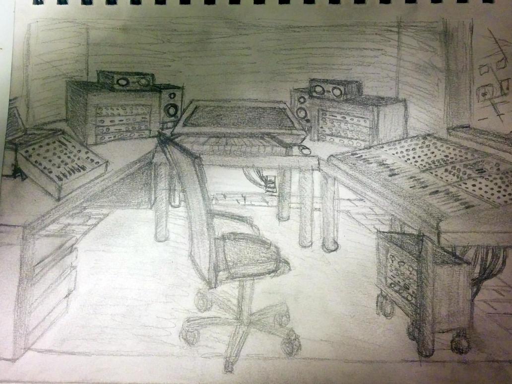 lel my studio by calgarc