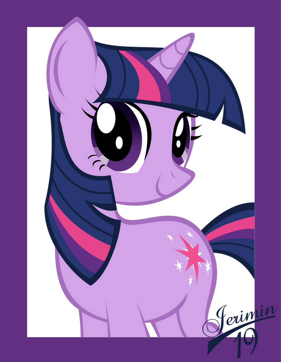 Twilight Sparkle by Jerimin19