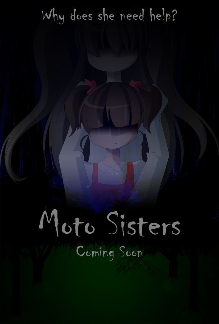 Moto Sisters Poster by Jerimin19