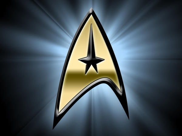Starfleet arrowhead by Balsavor