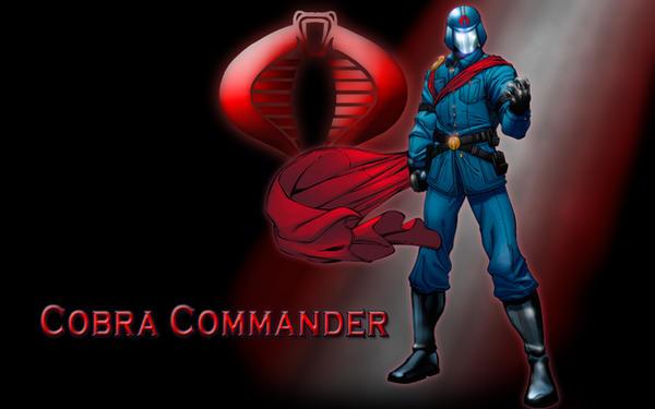 Cobra Commander by BalsavorCobra Commander Wallpaper