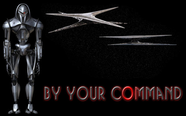 By your command by Balsavor