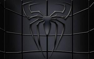 Spider-man black logo by Balsavor