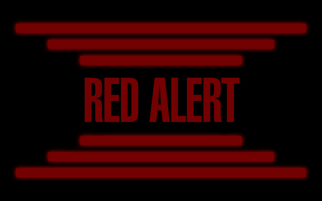 Red Alert  Themed Room