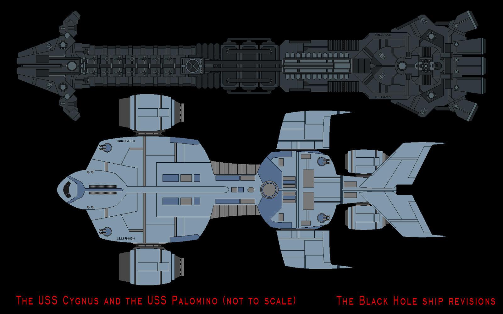 black hole movie ship - photo #17