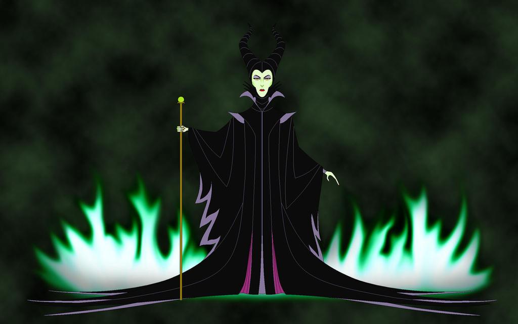 Maleficent wallpaper by Balsavor on DeviantArt