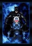 Batman and Mr. Freeze