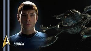 Spock wallpaper by Balsavor
