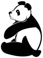Panda full body tattoo by Balsavor