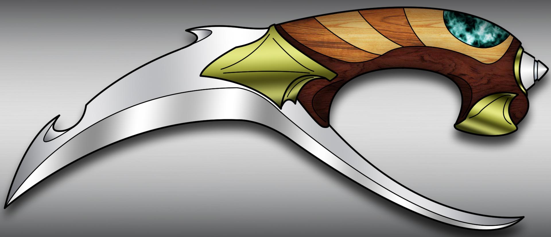 Knife design by balsavor on deviantart Designs com