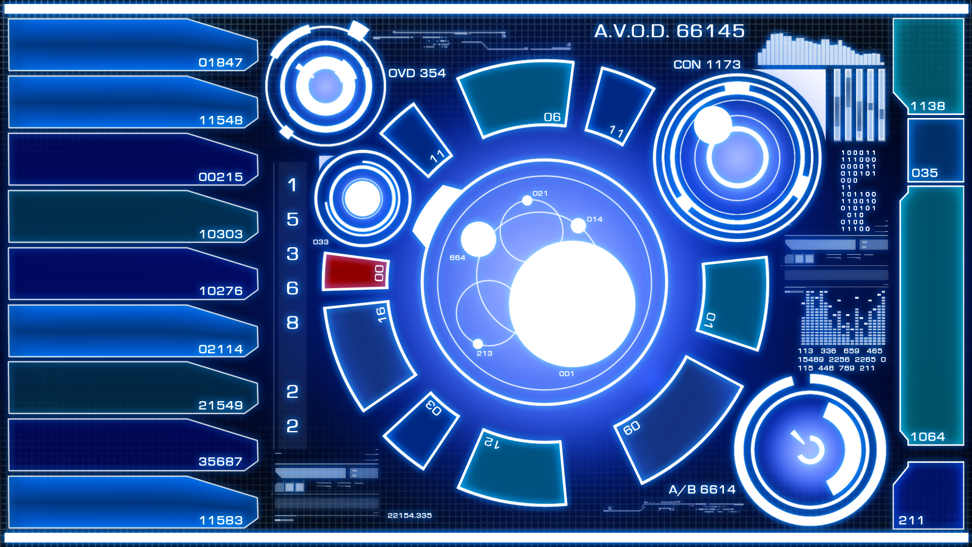 Futuristic Interface Wallpaper   www.imgkid.com - The ...