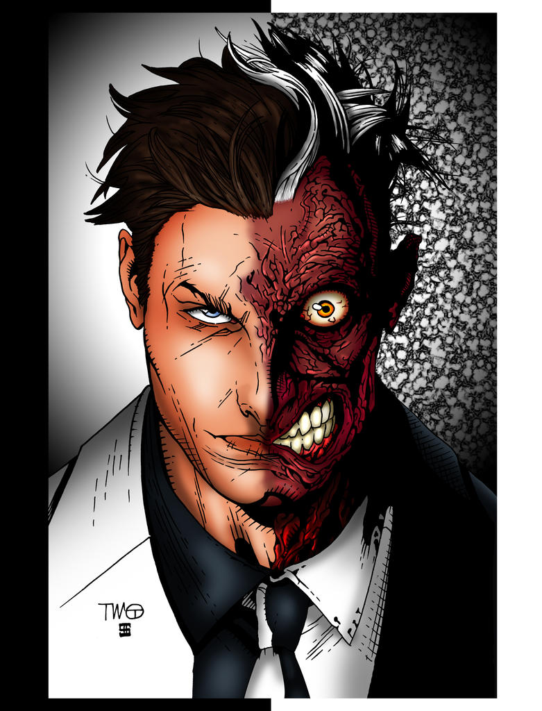 Two Face Harvey Dent: CONFIRMED [Episode 2 End Spoilers]