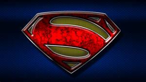 Superman logo update
