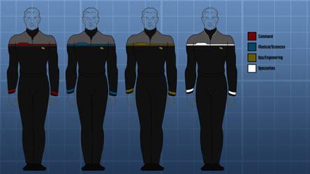 Starfleet uniform concept