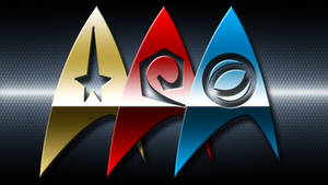 Starfleet colors by Balsavor