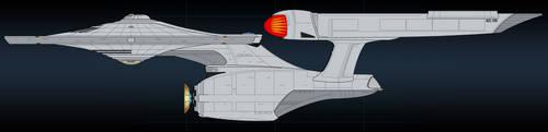 Enterprise concept flats (sort of) by Balsavor