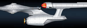 Enterprise concept colored