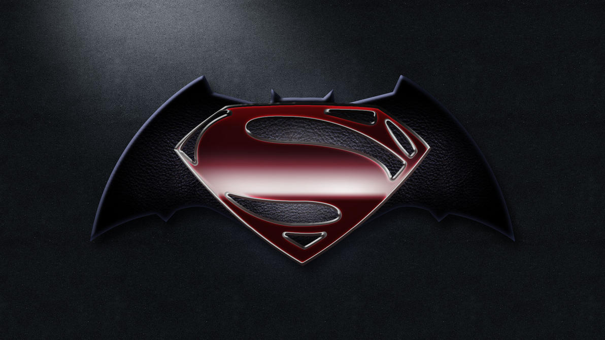 Batman-vs-superman-logo by Balsavor on DeviantArt