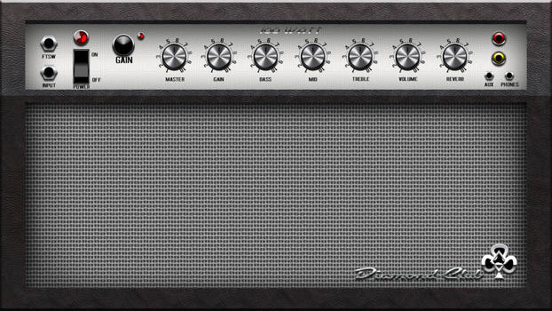 Custom amp design