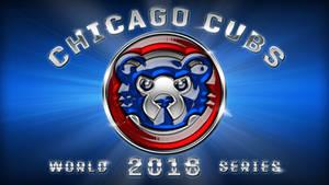 Chicago Cubs World Series wallpaper