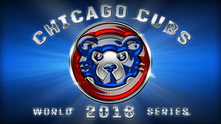 Chicago Cubs World Series wallpaper