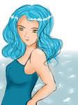 Blue Pashion