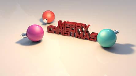 Merry Christmas by IDesignish