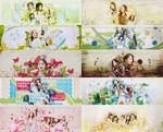 :Share PSD: Summer ah~