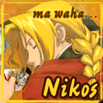 avatar nikos 1 St valentin by Elya-Tagada