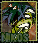 avatar nikos kamina zombie