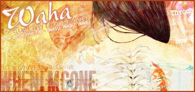 Signature Waha : Drive Me Away by Elya-Tagada