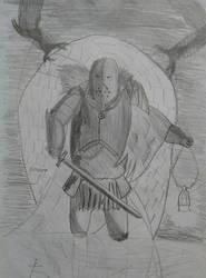 Knight by gotigwolf