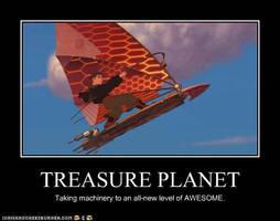 Treasure Planet MP