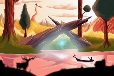 Fairytale domain by Sh1mazzz