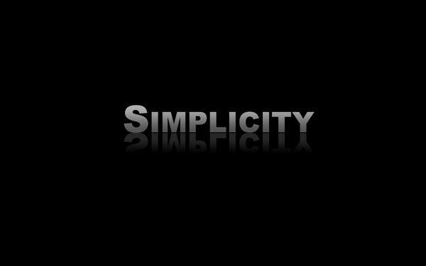 Simplicity by kreiebaby