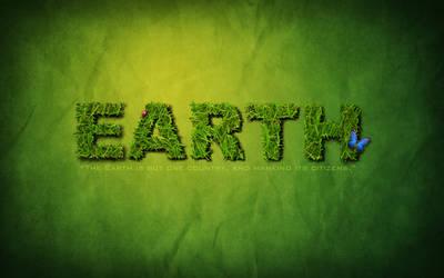 Earth by kreiebaby