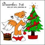 Advent Calendar, Dec 3rd