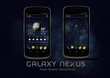 Nexus in space by Volmie