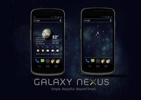 Nexus in space